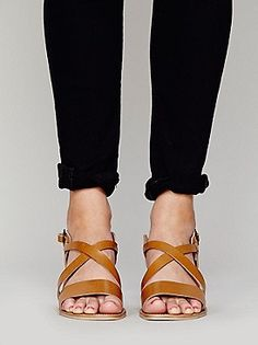 Bronx Glimpse Mini Wedge at Free People Clothing Boutique