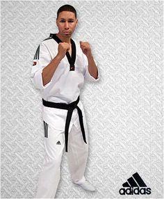 Adidas Grand Master Tae Kwon Do TKD Uniform w/stripes - Size 6 by adidas. $99.95. ###############################################################################################################################################################################################################################################################