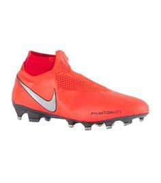 Nike Phantom Vision Elite Football Boots In Red Nike Football, Football Boots, Football Stuff, Phantom Vision, Nike Outfits, Cleats, Nike Men, Studs, Mens Fashion