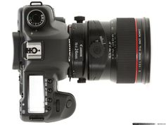 Canon TS-E 24 mm f3.5 L II Tilt-Shift Lens on Canon EOS 5D Mk II DSLR Camera.