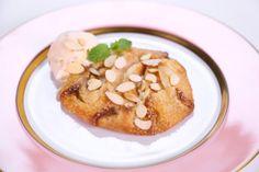 pear almond crostada... with almond paste crust!!!! YUM