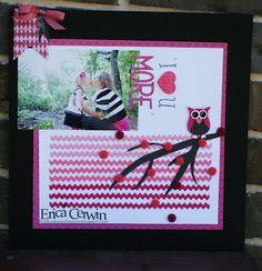 Pink Buckaroo Designs, Erica Cerwin  Scrapbook Sunday