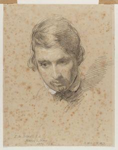 George Richmond: E M Ward
