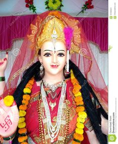 Image of durga, india, festive - 101000421 Maa Image, Maa Durga Image, Durga Ji, Durga Goddess, Navratri Images, Durga Images, Indian Gods, Wallpaper Free Download, Hd Images