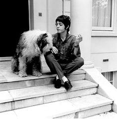 ♥♥J. Paul McCartney♥♥  and Martha