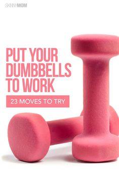 Grab your dumbbells and target those arms!