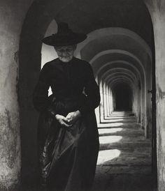 Rudolf Koppitz, Alt-Pustertalerin, Tyrol, Austria, ca 1930.