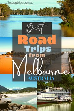 Best Places To Visit In Victoria 27 Best Road Trip Songs, New Zealand Travel Guide, Perfect Road Trip, Argentina Travel, Family Road Trips, Road Trip Hacks, Victoria Australia, Beach Town, Walking In Nature