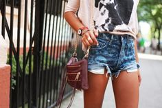 This denim is perfect.