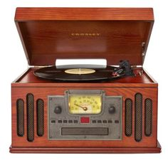 Crosley CR704C-PA Musician 3-Speed Turntable with CD/Cassette Player and Portable Audio Ready (Paprika) Crosley http://www.amazon.com/dp/B001W6WN3S/ref=cm_sw_r_pi_dp_wRAvub0D1TSQH