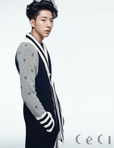 Jung Shin - Ceci Magazine October Issue '14
