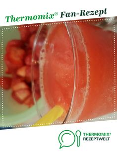 Erdbeer-Margarita von esther.ziegler. Ein Thermomix ® Rezept aus der Kategorie Getränke auf www.rezeptwelt.de, der Thermomix ® Community. Food And Drink, Cocktails, Mexican, Vegetables, Margaritas, Kitchens, Strawberry Margarita, Food Processor Recipes, Chef Recipes