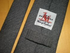 The Merchant Fox Flannel Tie - Herringbone is right up my alley these days. Look at this tie - wow