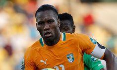 Drogba nears return to Europe as Galatasaray submit formal bid.