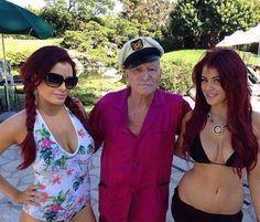 Playboy-bezieler Hugh Hefner (91) overleden