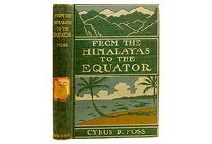 From the Himalayas to the Equator on OneKingsLane.com