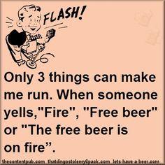 3 things beer