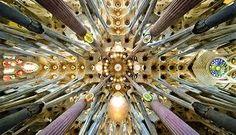 barcelona la familia sagrada pope - Google Search