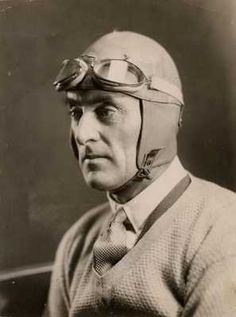 Malcolm Campbell (1885 - 1948), Sportsman. Born in Chislehurst in Kent, he was educated at Uppingham School in Berkshire, then in Germany for eighteen months and France for a year. His first job was at Lloyd's Corporation of Underwriters, where he worked for two years without a salary and for a third on one pound per week, which he used to fund his hobby of motor cycles. At the age of 21, he became a Member of Lloyd's and, shortly afterwards, made a considerable fortune by offering…