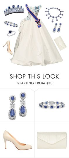 """""""500 Followers!"""" by nmccullough ❤ liked on Polyvore featuring Christian Dior Haute Couture, Blue Nile, Christian Louboutin, John Lewis and Kobelli"""