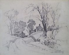 Country Road, Pencil