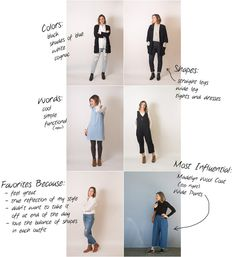 Favorite simple fall outfits
