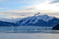 Alaskan Glaciers - photo stolen from my brother's recent trip there. soooo jealous.