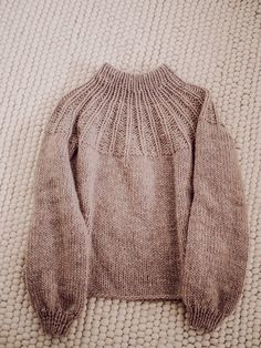 Crochet Crafts, Knit Crochet, Diy Projects To Try, Body Art, Dressing, Pullover, Sewing, Sweaters, How To Make