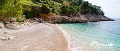 Beach Lučišća - Sveta Nedjelja - Island Hvar - Dalmatia - Split - Croatia