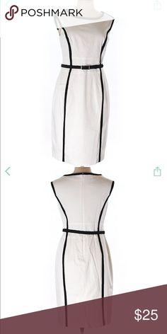 Anne Klein casual dress 28 inch chest, 38 inch length. 97% cotton, 3% spandex Anne Klein Dresses