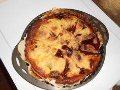 Tarte poire chocolat - Recette de cuisine Marmiton : une recette