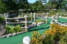 Courtesy of HF Photography Garden Bridge, Golf Courses, Waterfall, Outdoor Structures, Mini, Photography, Photograph, Fotografie, Waterfalls