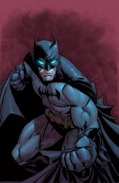 Wya's Batman by ~JohnRauch on deviantART