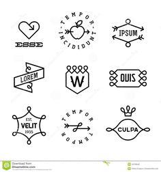 vintage-labels-heart-arrow-apple-34756542.jpg (1300×1390)