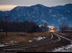 RailPictures.Net Photo: KCS 4103 Kansas City Southern Railway EMD SD70ACe at Niwot, Colorado by John Crisanti