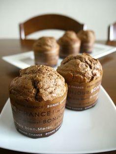 「ホットケーキミックスdeチョコマフィン♪」のレシピ by bvividさん | FOODIES レシピ - 世界中の家庭料理に出会える、レシピのソーシャルブログ