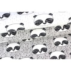 Sweat - Panda - Bär - Weiß - Andrea Lauren