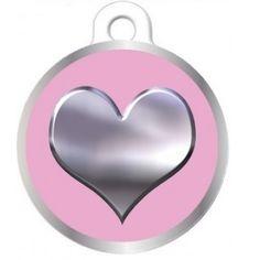 Diseño Corazón / Nombre - Telf.