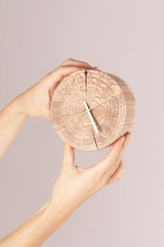 toildrops » forest clock