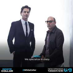 Neal and Mozzie