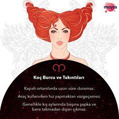 ♈️ #Koç burcu kadınının nelere karşı takıntılı olduğunu öğrenmeye hazır ol! 🙋 #KoçBurcu #Moyrabilir
