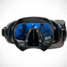 - Datamask HUD Computer Dive Mask by Oceanic