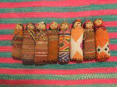quitapenas - worry dolls