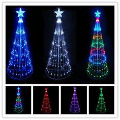 2014 Nuevo diseño del gran árbol de Navidad con adornos LED-Iluminación Festiva-Identificación del producto:300000525278-spanish.alibaba.com