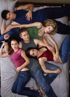 The original and most amazing cast of One Tree Hill