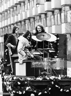 News Photo 1960-1969,Archival,Arts Culture and Entertainment,Copenhagen,Cream - Band,Denmark,Eric Clapton,Ginger Baker - Drummer,Jack Bruce