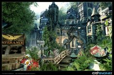 Crysis - Game Environment - 10 by MadMaximus83.deviantart.com on @deviantART