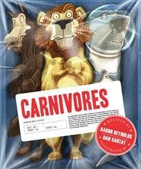 Carnivores by Aaron Reynolds & Dan Santat