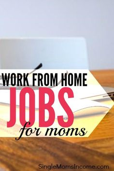 I've been working from home for a little over two years. I know how it hard it can be to get started so I've compiled some work from home jobs for moms. business ideas #smallbusiness small business ideas wahm ideas