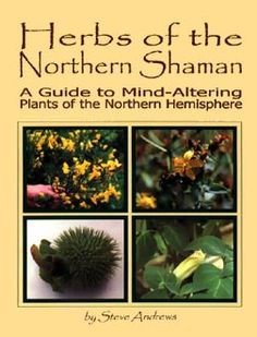 Herbs of the Northern Shaman published again  #GeorgeTupak